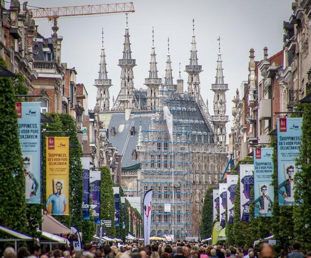 Jaarmarkt Leuven 2015