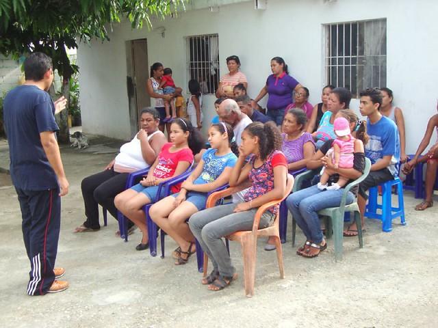 Casas de Oración: Estado Carabobo 13-09-16