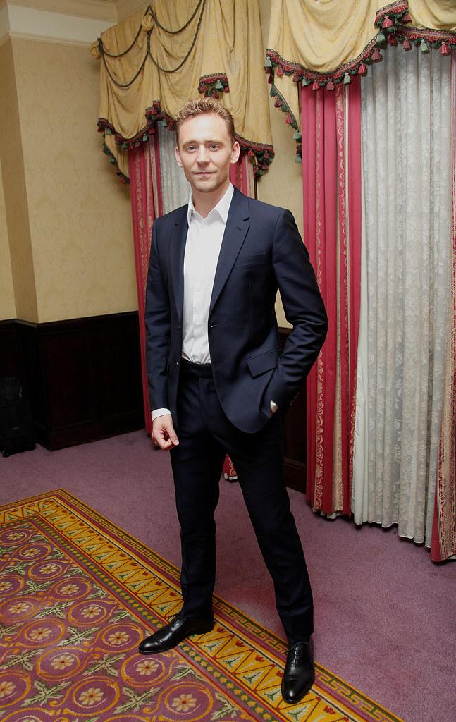 Том Хиддлстон — Пресс-конференция «I Saw the Light» на «TIFF» 2015 – 10