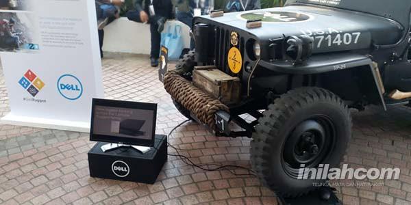 Dell Pamer Ketangguhan Laptop Latitude 14 Rugged
