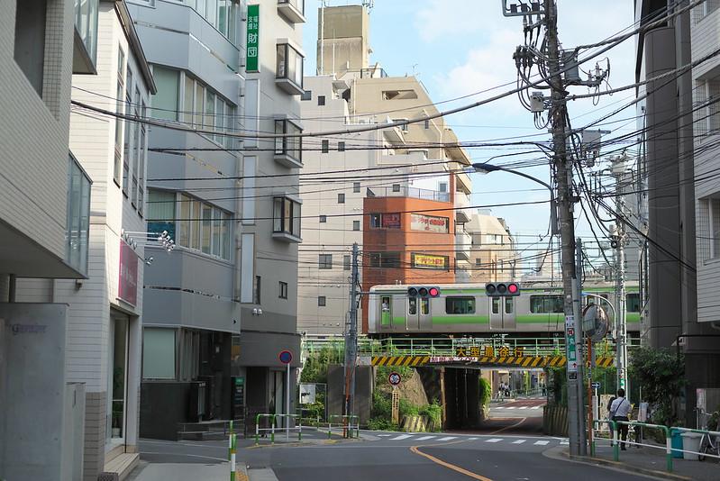 Tokyo Train Story 山手線 2015年9月19日