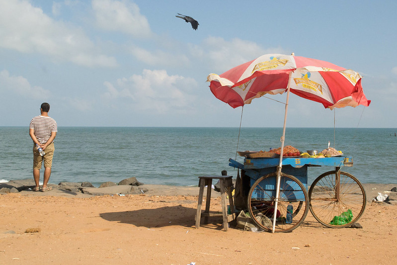 Pondicherry Beachfront