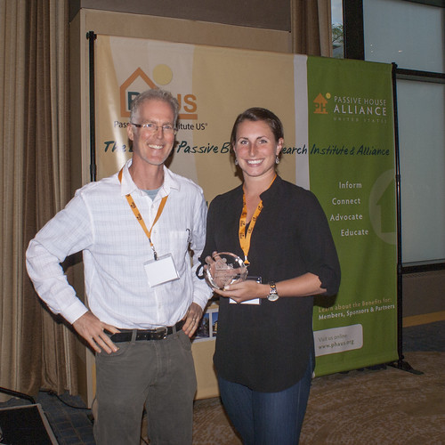 NAPHC2015 Passive Building Competition Awards Ceremony