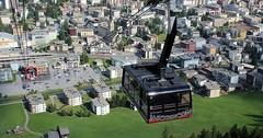 Davos – nová lanovka na Jakobshorn láká ke svezení