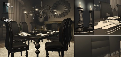 The Loft & Aria Baxter Dining Room @ Collabor88