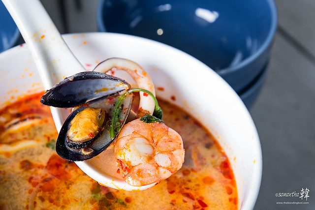 Gin Khao - TOM YUM TALAY