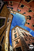A building in Rome by kenneth chin