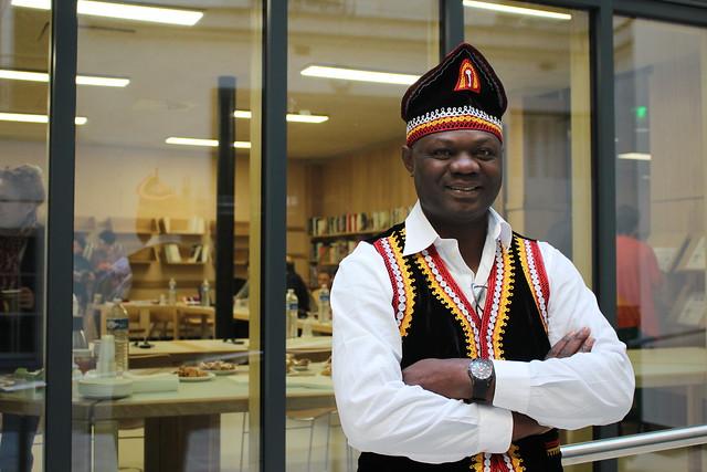 Serge D. Kouam, Cameroun (Presses universitaires d'Afrique) - Alliance Internationale des Éditeurs Indépendants
