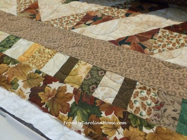 Offset Diamond Quilt 14