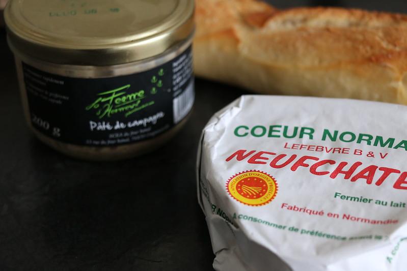 Produits de la Normandie