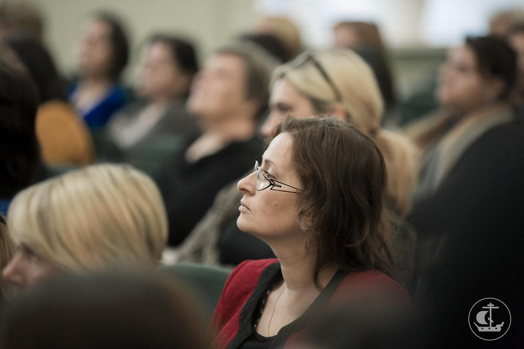 """12 ноября 2015, Конференция """"Духовно-нравственное воспитание молодежи"""" / 12 November 2015, Conference """"Spiritually-moral education of youth"""""""