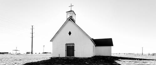 bw church monochrome us colorado catholic unitedstates sanluisvalley delnorte