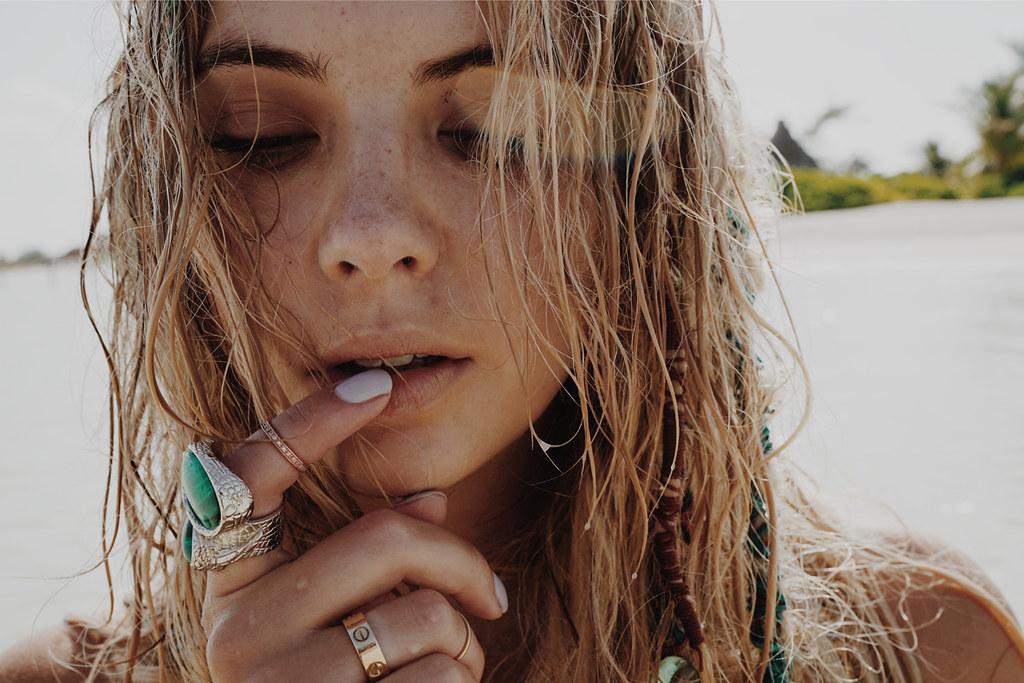 Эшли Бенсон — Фотосессия для «Find Your California» 2015 – 17