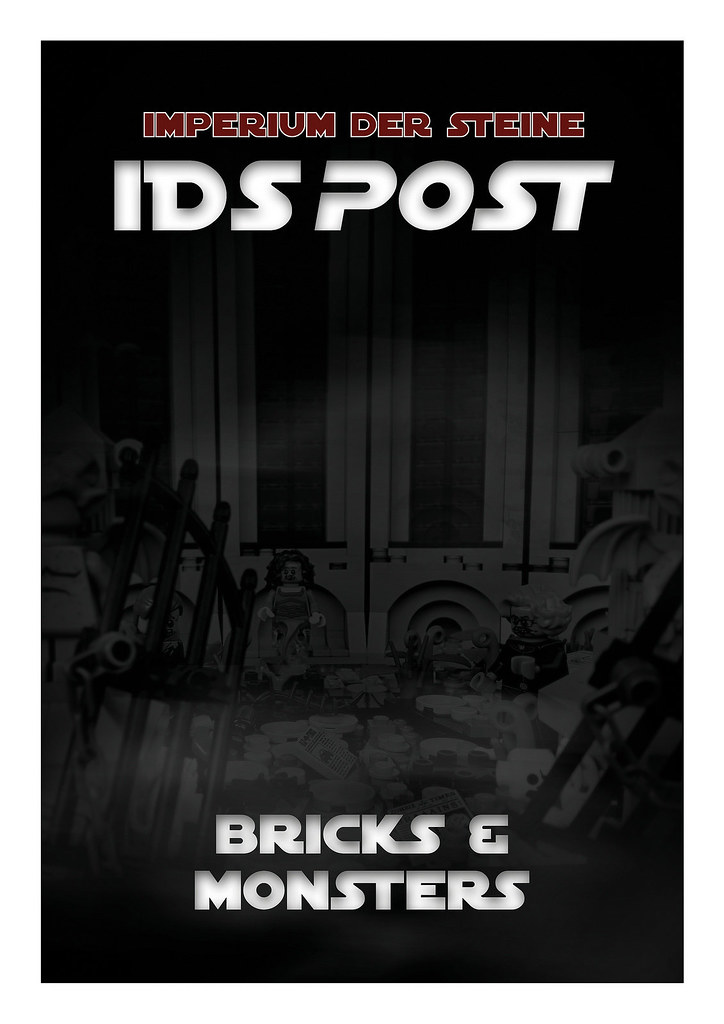IdS Post 09 - Bricks & Monsters