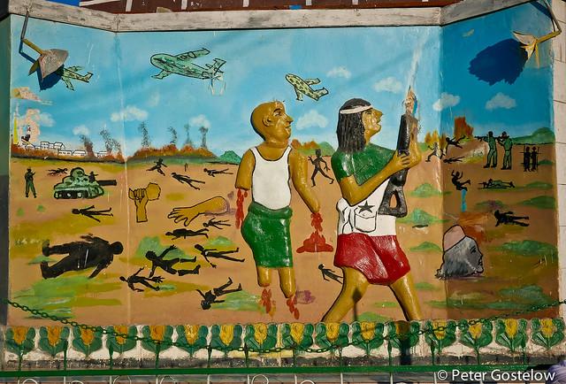 War muriel in Hargeisa