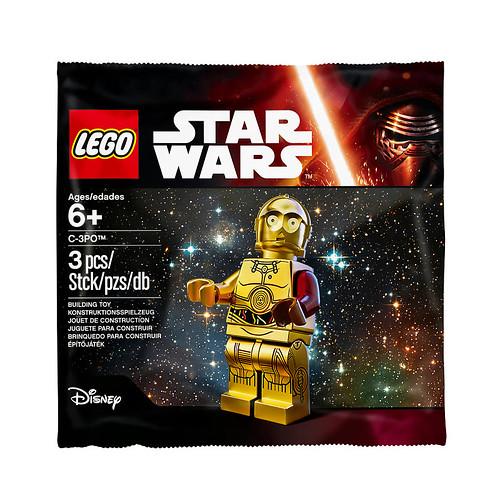 LEGO Star Wars C-3PO (5002948)