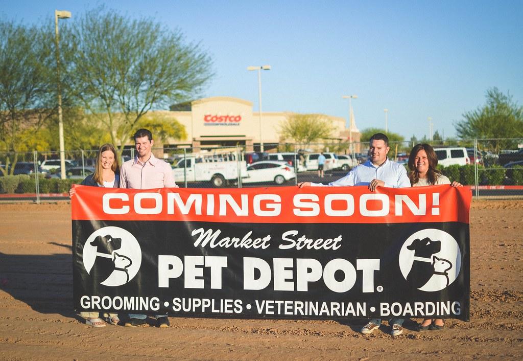 Market Street PET DEPOT