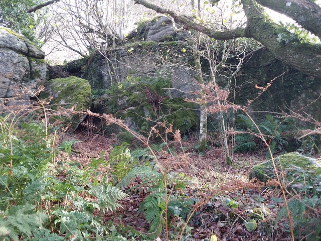 Pin Tor outcrops
