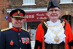 Deputy Lieutenant of ER and Hedon Mayor