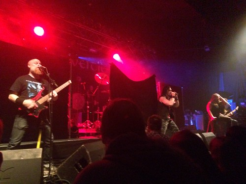 Scar Symmetry at the Bristol Academy