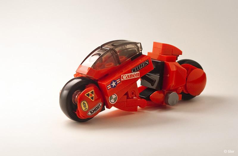 Akira – Kaneda's Bike _14