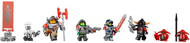 LEGO Nexo Knights 70317 - The Fortrex