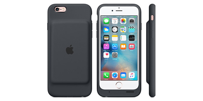 iPhone 6s funda Smart Battery Case – Lanzamiento de Apple