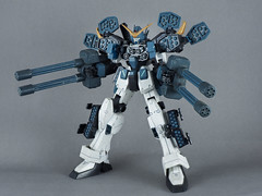 XXXG-01H2 Gundam Heavyarms Custom