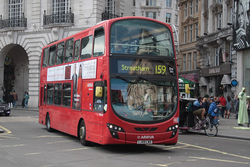 Arriva London South DW282 LJ59LWK