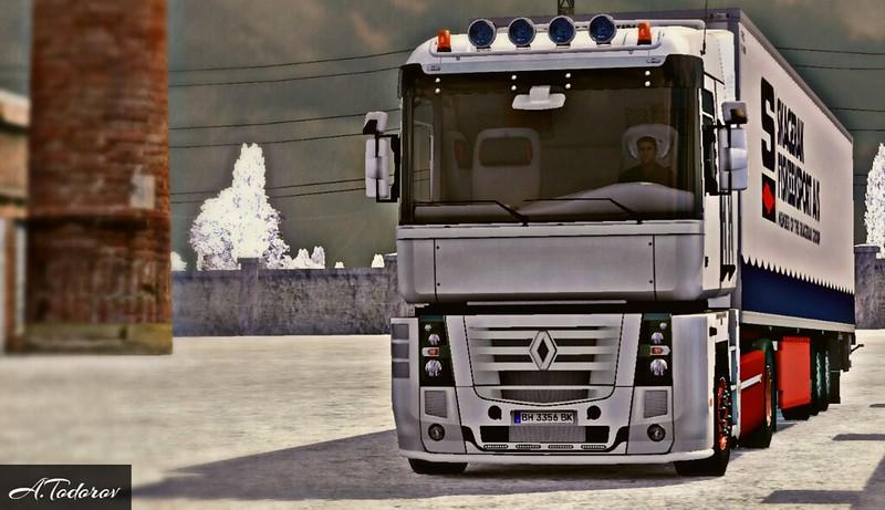 Renault Magnum ETS2