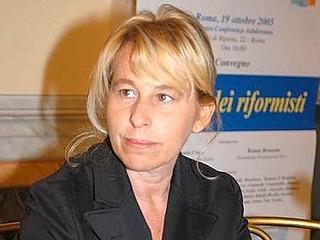 Conversano- Stefania Craxi visita la fondazione Di Vagno
