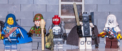 BrickCon 2015 Battle theme sigfig close-ups