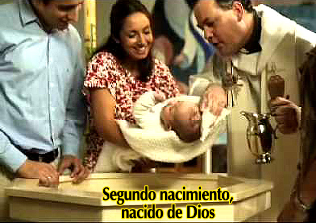 Bautizo católico