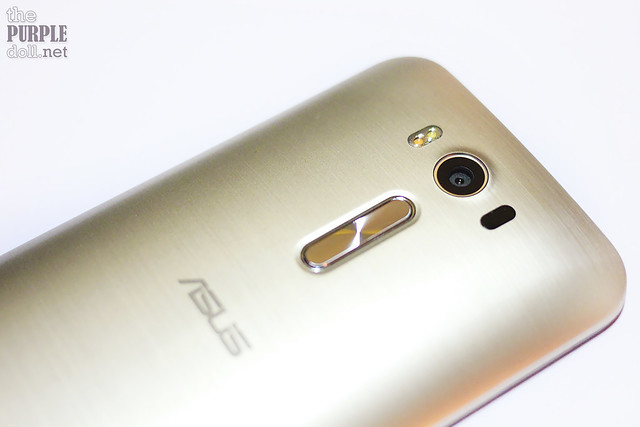 Back Camera of Zenfone 2 Laser