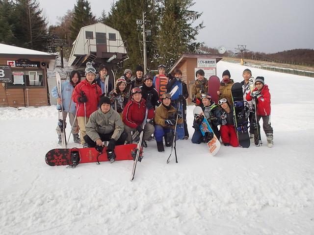2015 Winter Ski&Snowboard Trip