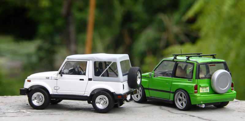 Suzuki Jimny Custom Escudo Low Ride Taking Picture Toget Flickr