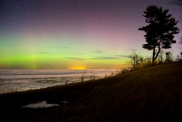 Aurora Over Erie I