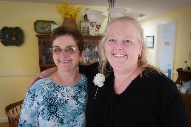 Judy and Lisa