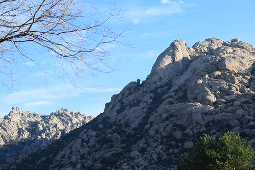 Morning in La Pedriza