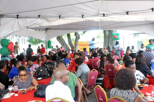 Ministry of Education Christmas Function 2015