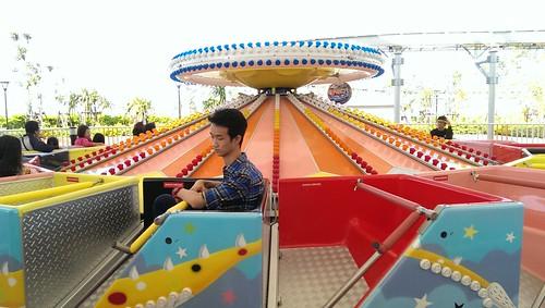 台北兒童新樂園設施好好玩!誰說遊樂園是兒童的專利呢! (18)