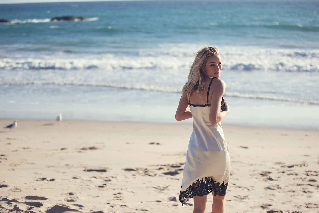 Роузи Хантингтон-Уайтли — Фотосессия для «Glamour» UK 2015 – 1