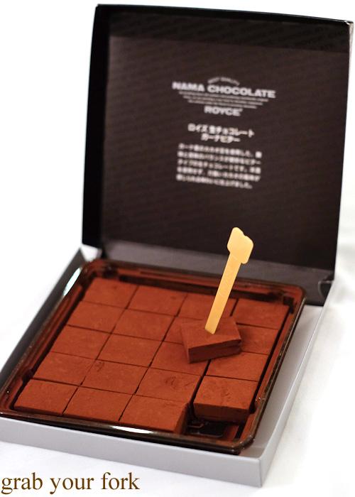Nama Chocolate by Royce, Hokkaido, Japan