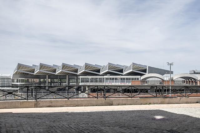 Aparcamiento de la estación Puerta de Atocha, Madrid