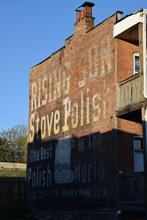 Rising Sun Stove Polish--St. Louis