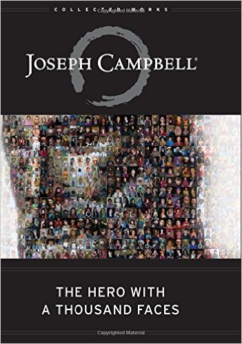 'The Hero With A Thousand Faces' by Joseph Campbell