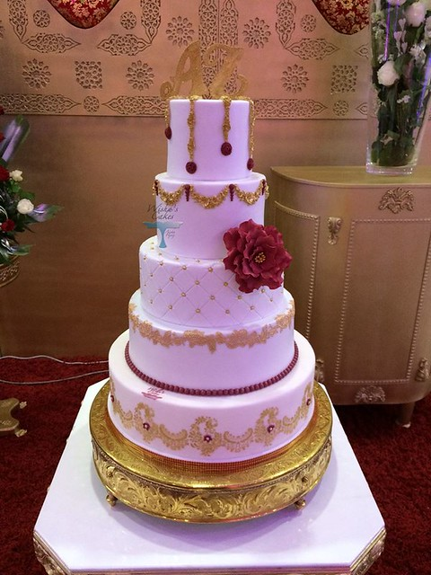 Cake by Wisha's Cakes of Wisha's Cakes