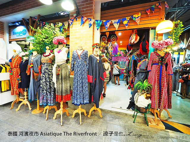泰國 河濱夜市 Asiatique The Riverfront 75