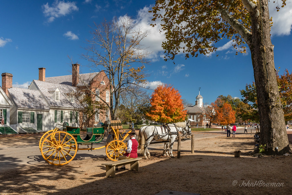Colonial Williamsburg Virginia Around Guides