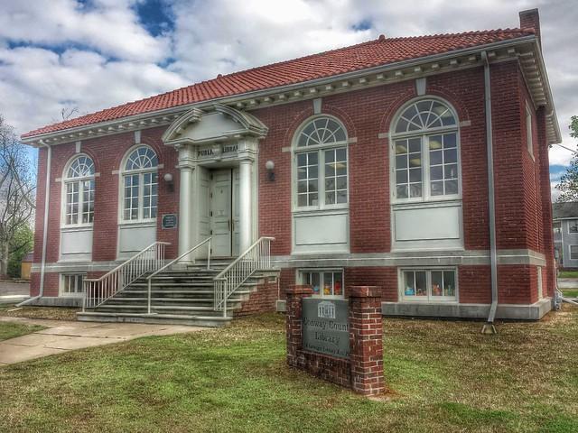 Conway County Library- Morrilton AR (2)